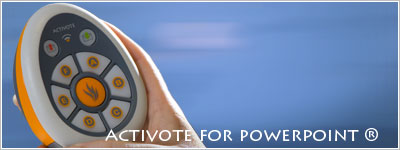 activote for powerpoint