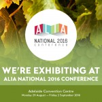 ALIA National 2016 - Instagram image - We're Exhibiting