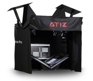 ATIZ machine