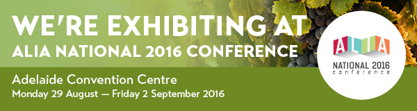 ALIA National 2016 Email Sig - We're Exhibiting